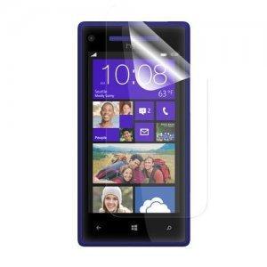 Защитная пленка для HTCWindowsPhone8x - Screen Ward Crystal Clear прозрачная глянцевая