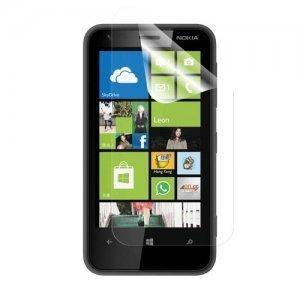 Защитная пленка для NokiaLumia620 - Screen Ward Crystal Clear прозрачная глянцевая