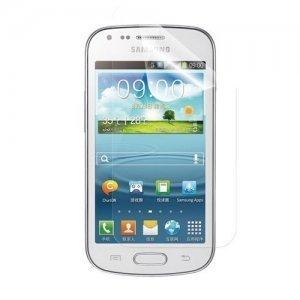 Защитная пленка для SamsungGalaxy S DUOSS7562 - Screen Ward глянцевая прозрачная