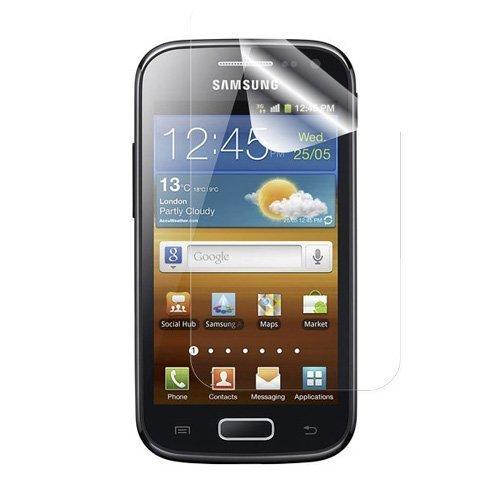 Защитная пленка для SamsungGalaxyAce II i8160 - Screen Ward глянцевая прозрачная