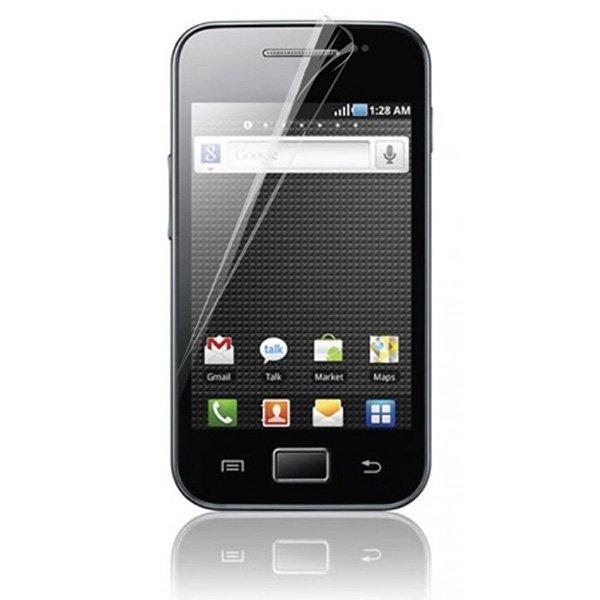 Защитная пленка для SamsungGalaxyAceS5830 - Screen Ward глянцевая прозрачная