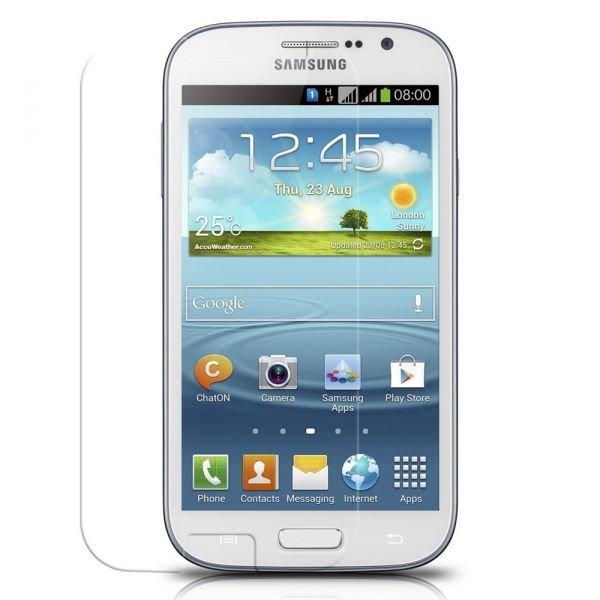 Защитная пленка для SamsungGalaxyGrand Duosi9082 - Screen Ward глянцевая защитная