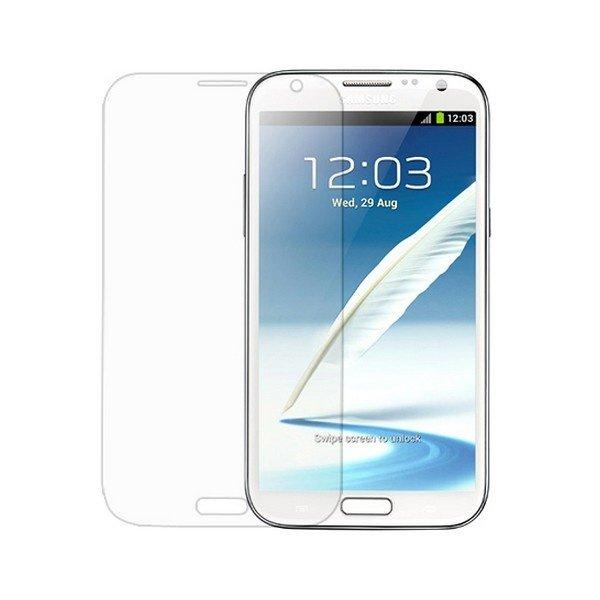 Защитная пленка для SamsungGalaxyNote2N7100 - Screen Ward глянцевая прозрачная