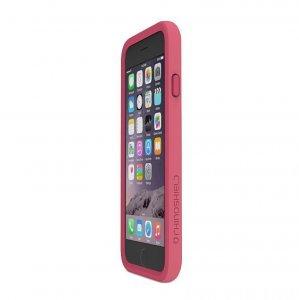 Чехол-бампер для Apple iPhone 6 - Evolution Labs RhinoShield Crash Guard розовый