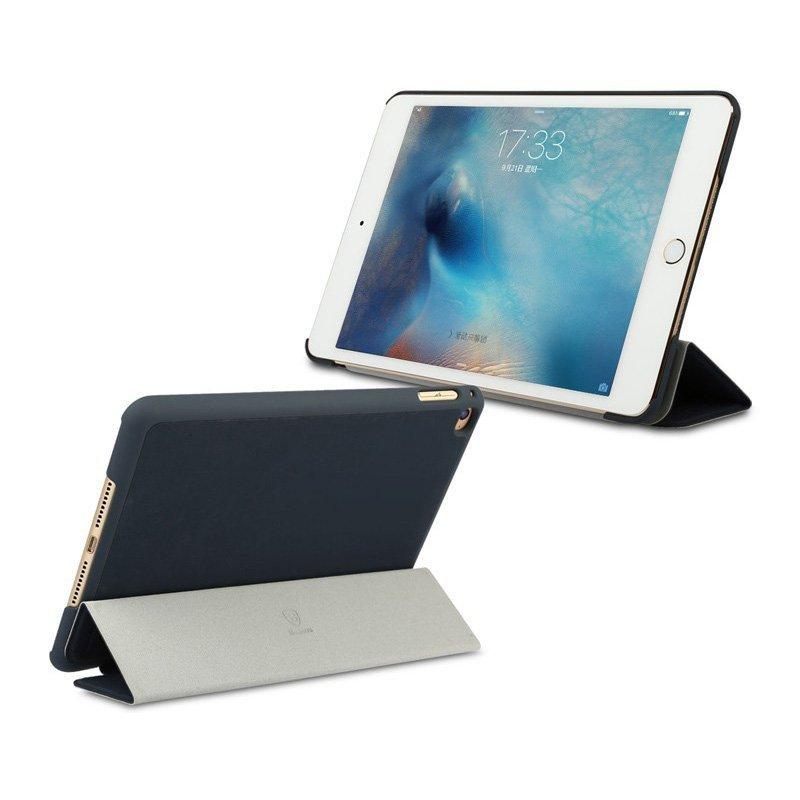 Чехол (книжка) Baseus Simplism синий для iPad Mini 4
