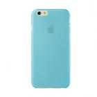 Чехол-накладка для Apple iPhone 6 - Ozaki O!coat 0.3 Jelly голубой