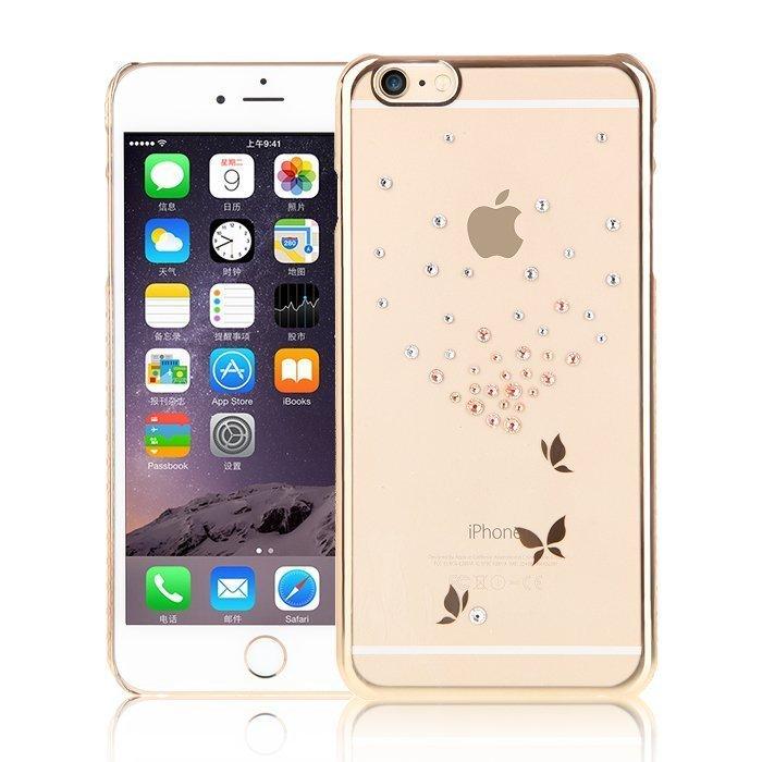 Чехол-накладка для Apple iPhone 6/6S - Kingxbar Sky Heart