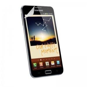 Защитная пленка для SamsungGalaxyNoteN7000 - Screen Ward матовая прозрачная