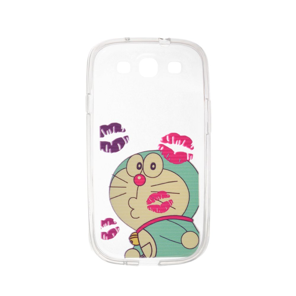 Чехол-накладка дляSamsung Galaxy S3 с рисунком Cat