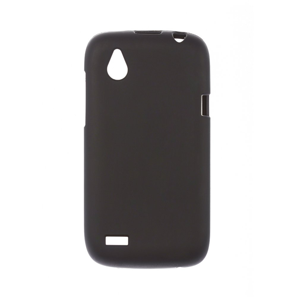 Чехол-накладка для HTCDesireVT328w - Silicon Case черный