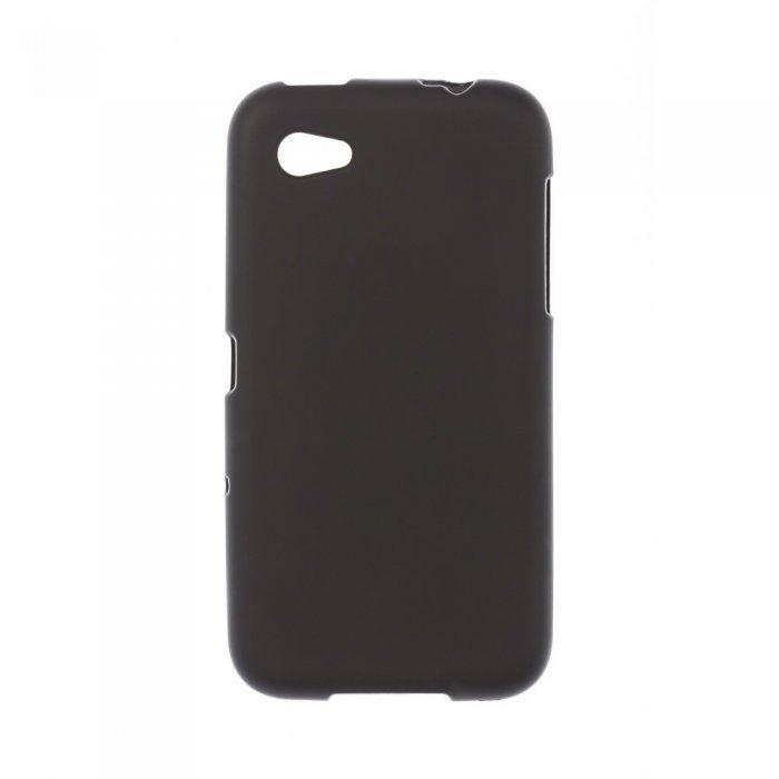 Чехол-накладка для HTCFirst - Silicon Case черный