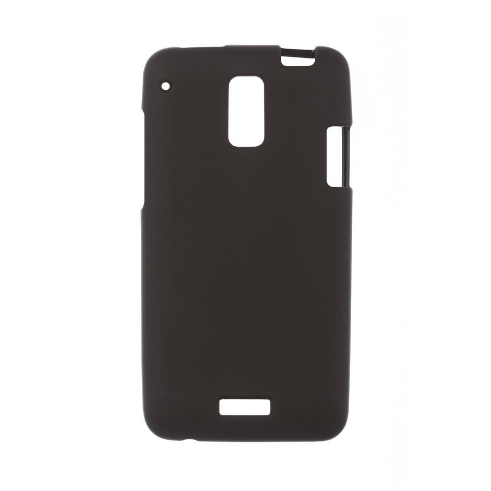 Чехол-накладка для HTCButterfly J Z321e - Silicon Case черный