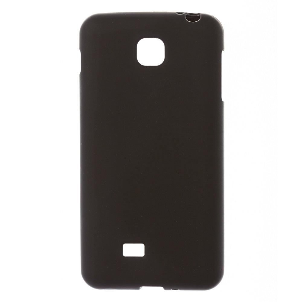 Чехол-накладка для LGOptimus P875 - Silicon Case черный
