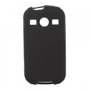 Чехол-накладка дляSamsung Galaxy Xcover 2 S7710- Silicon Case черный