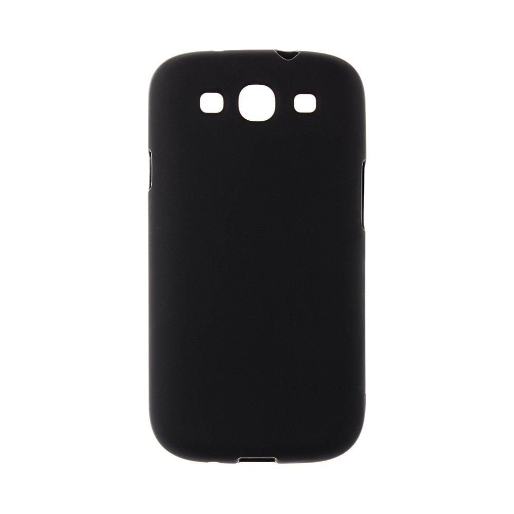 Чехол-накладка дляSamsung Galaxy S3 - Silicon Case черный