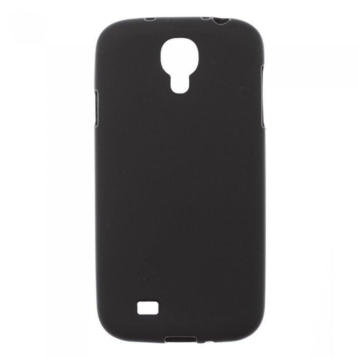 Чехол-накладка для SamsungGalaxyS4 - Silicon Case черный