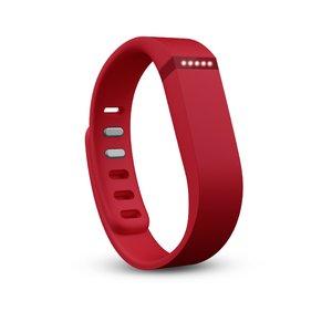 Фитнес-браслет Fitbit Flex красный
