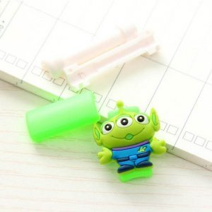 Защитная клипса для кабелей Squeeze Toy Alien