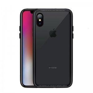 Чехол SwitchEasy iGlass чёрный для iPhone X