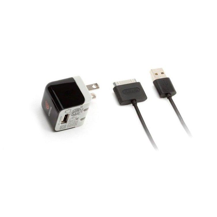 Сетевое зарядное устройство Griffin (кабель 30-pin в комплекте)