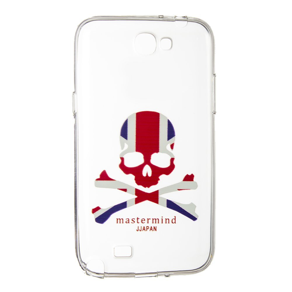 Чехол-накладка для Samsung Note 2 - Jolly Roger British Flag