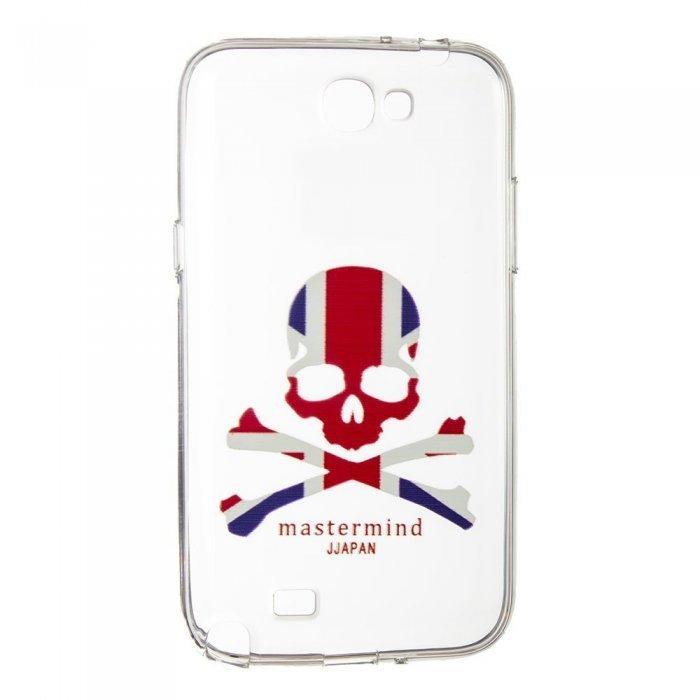 Чехол-накладка дляSamsung Note 2 - Jolly Roger British Flag