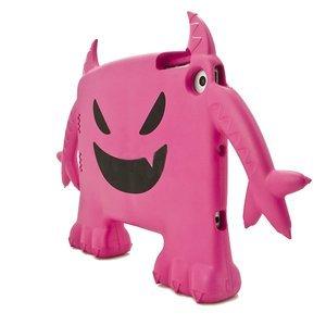 Чехол-подставка для Apple iPad mini - Smart cover demon style розовый