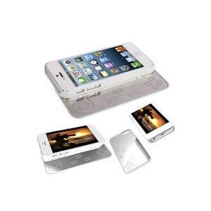 Чехол-джойстик для Apple iPhone 5/5S - Smart iCade белый
