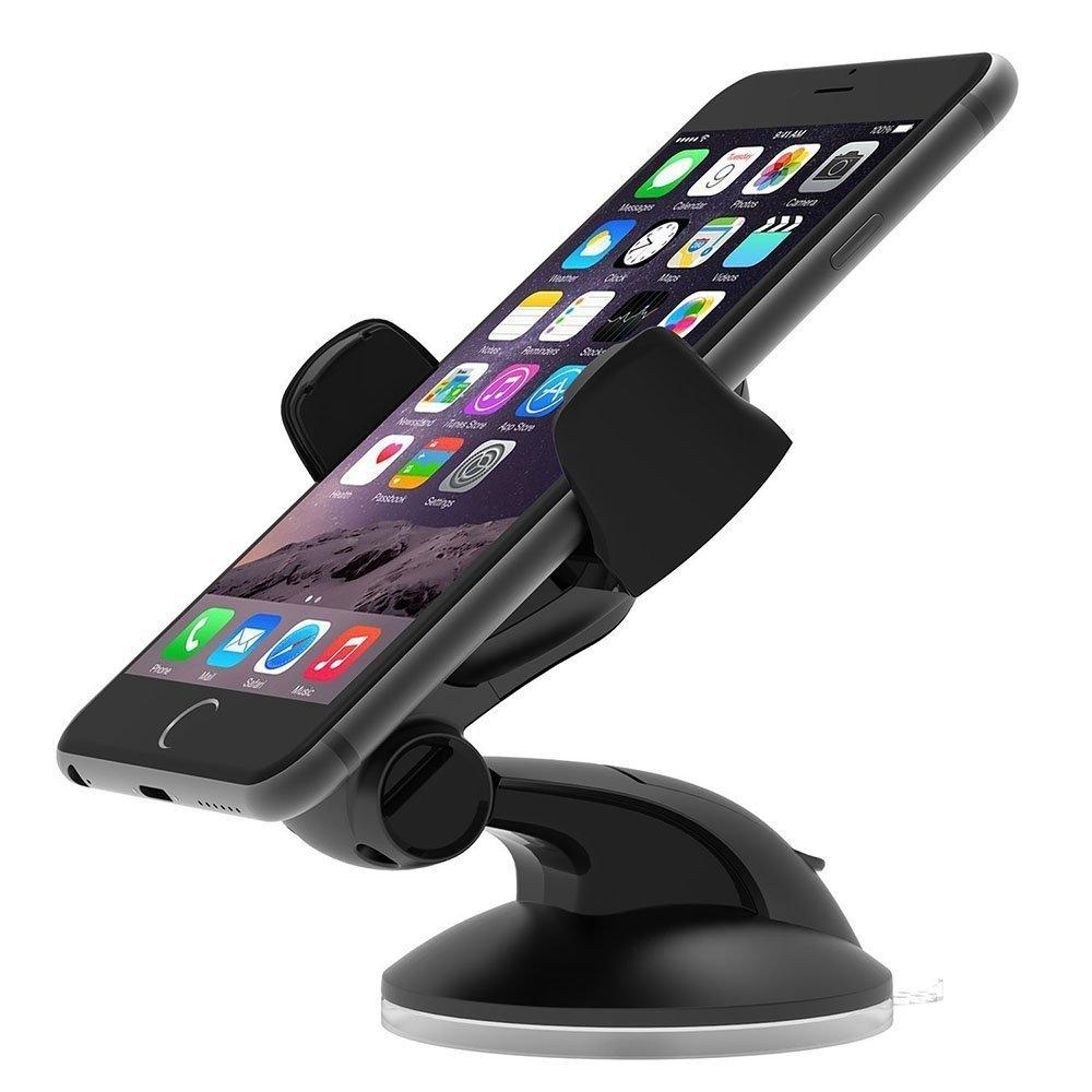 Автодержатель для смартфона iOttie Easy Flex 3 черный