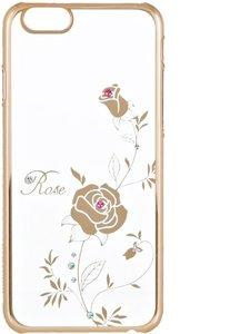Чехол-накладка для Apple iPhone 6/6S - Kingxbar Foliflora Rose