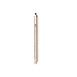 Чехол-бампер для Apple iPhone 6 - iBacks Cameo Series золотистый