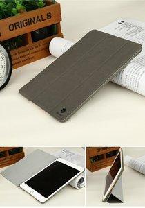 Чохол (книжка) Baseus Simplism сірий для iPad Mini 4