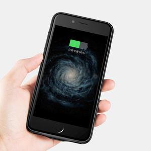 Чехол-аккумулятор Baseus Geshion 2500mAh черный для iPhone 7 Plus/8 Plus