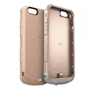 Чехол-аккумулятор iWalk Chameleon immortal i6 2400мАч золотой для iPhone 6/6S