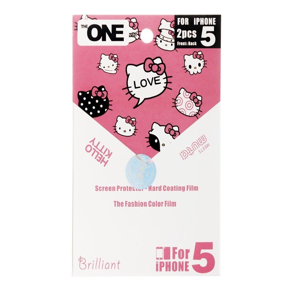 Наклейка для Apple iPhone 5/5S - The ONE Skin Hello Kitty Love