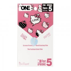 Наклейка для Apple iPhone 5/5S - The ONE Skin Hello Kitty Love