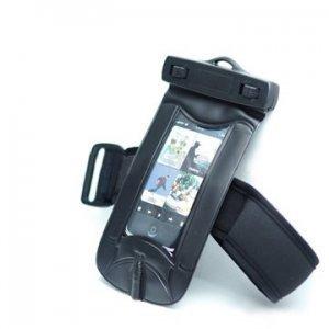 Универсальный водонепроницаемый чехол черный для смартфона