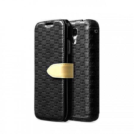 Чохол-книжка для Samsung Galaxy S4 - Zenus Love Craft чорний