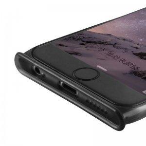 3D чехол Baseus icondom черный для iPhone 6/6S