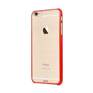 Чехол-накладка для Apple iPhone 6/6S - iBacks Premium PC красный