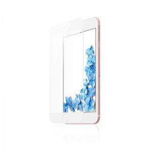 Защитное стекло Baseus silk screen printed full-screen, 0.2мм, глянцевое, белое для iPhone 7
