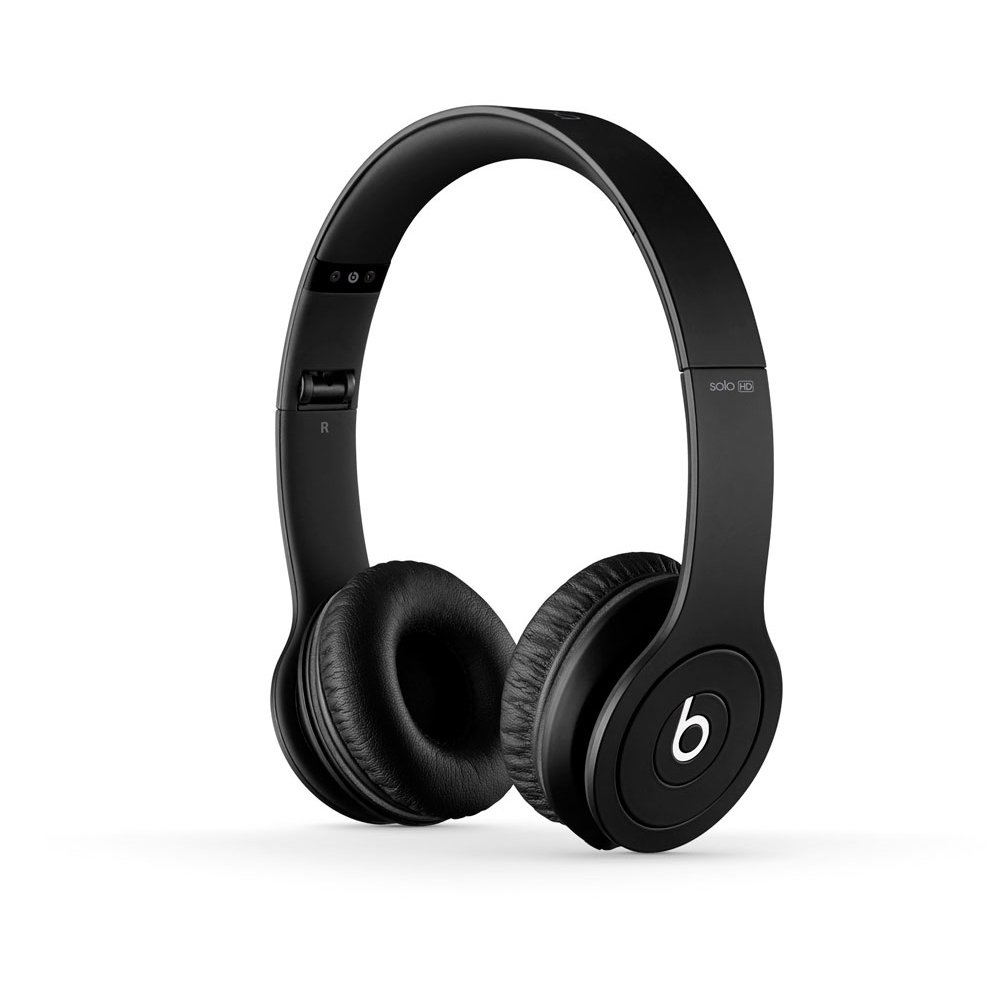 Наушники BEATS Solo HD Monochromatic черные