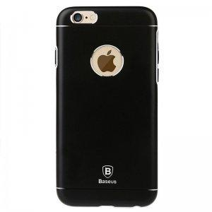 Защитный чехол Baseus Metal черный для iPhone 6/6S