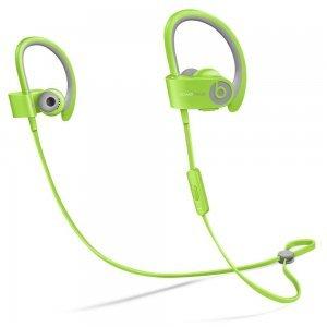 Наушники Beats PowerBeats 2 Wireless зелёные
