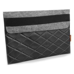 """Чехол-конверт Gmakin GM18 черный для MacBook Air 13""""/Pro 13""""/ Pro 13"""" Retina"""