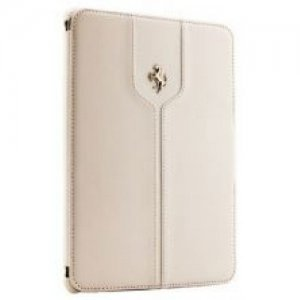 Чехол-книжка для Apple iPad mini 3/iPad mini 2 - CG Mobile Ferrari Montecarlo белый