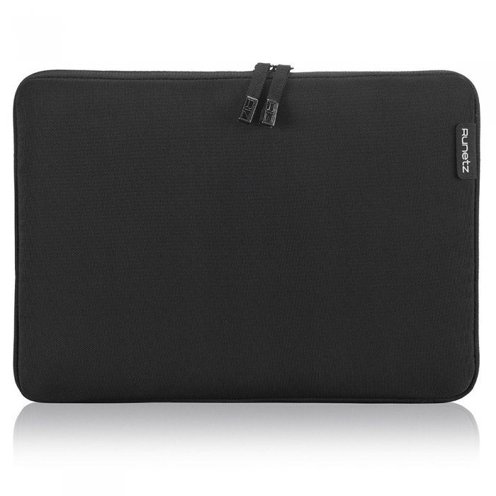 "Чехол-карман для Apple MacBook Pro 15""/Pro Retina 15"" - Runetz Soft Sleeve черный"