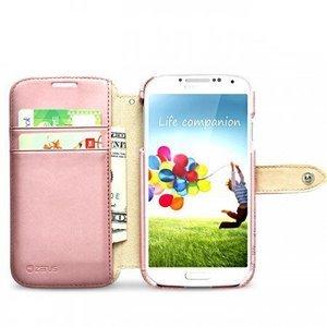 Чехол-книжка для Samsung Galaxy S4 - Zenus Love Craft розовый
