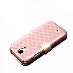 Чохол-книжка для Samsung Galaxy S4 - Zenus Love Craft рожевий