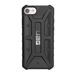 Чехол-накладка для Apple iPhone 8/7/6S/6 - Urban Armor Gear Pathfinder чёрный